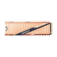 Твердотельный накопитель SSD, Gigabyte, AORUS GP-ASM2NE6500GTTD (4719331805777), 500GB, M.2, PCI-E 4.0x4, NVMe