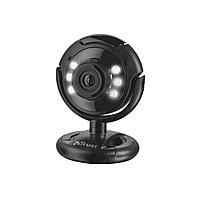 Веб-камера Trust SpotLight Pro чёрный