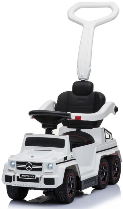 Детский толокар каталка Hollicy Mercedes-Benz G63 AMG 6x6