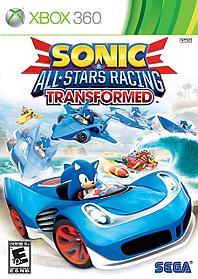 Sonic All Stars Rasing Transformed (до 4 игроков)