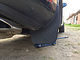 Брызговики для Volkswagen Touareg (2010-2018) Задние (пара), фото 3