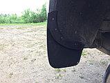 Брызговики для Volkswagen Touareg (2010-2018) Задние (пара), фото 4