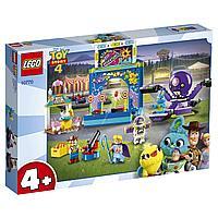 LEGO 10770  4+ Парк аттракционов Базза и Вуди