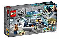 LEGO 75939 Jurassic World Лаборатория доктора Ву: Побег детёнышей динозавра