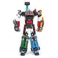 """Робот трансформер """" Robot Magma 6в1"""", фото 1"""
