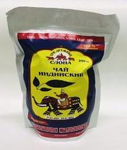 """Чай крупнолистовой """"Три дружных слона"""", Индия,  250 гр"""