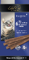 Edel Cat, колбаски с лососем и форелью, 6х5гр.