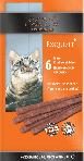 Edel Cat, колбаски с ягненком и индейкой, 6х5гр.