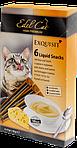 Edel Cat, крем-суп с сыром и таурином, 6х15гр.