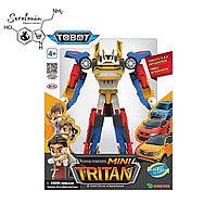 """Робот трансформер """"Tritan mini"""""""