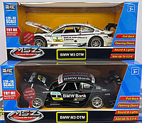 Коллекционная модель BMW M3 DTM металл 1:32 Die Cast Collection MSZ