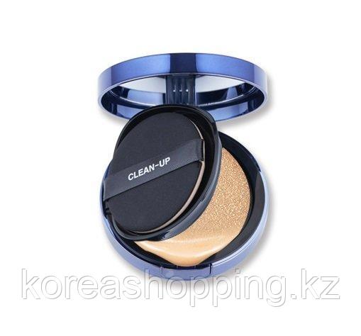 Антивозрастной BB Крем-Кушон CU SKIN Clean-Up Skinfit Cushion Pact (SPF50+/PA+++)