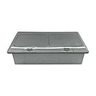 Shelbi Напольный/настольный на 8 модулей, металл, цвет серебро, фото 3