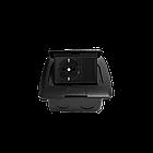 Shelbi Напольный/настольный лючок на 3 модуля, металл, чёрный, фото 5