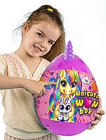"""Danko Toys Креативное творчество """"Unicorn WOW Box"""" 06587"""