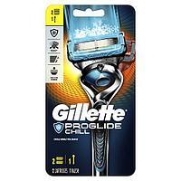 Станок Gillette Fusion ProShield Chill (2 кассеты в комплекте)