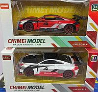Модель машины AUDI металл 1:32 Alloy Model Car