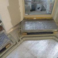 Внутрипольный конвектор отопления без вентилятора ВК.0110.360.4ТГ