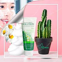 Natural Perfect Solution Cleansing Foam Mild [DEOPROCE]