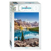 Мозаика Step Puzzle Озеро в горах 1000 79120