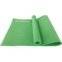 Гимнастический коврик для йоги, фитнеса Atemi AYM0214 173х61х0,4 см green