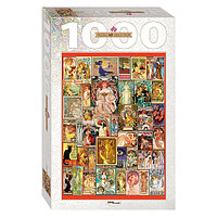 Мозаика Step Puzzle Art Nouveau 1000 79121