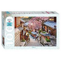 Мозаика Step Puzzle Япония. Улица в Киото 1000 79146