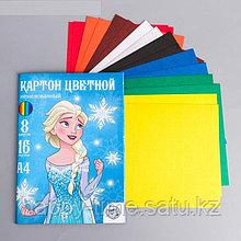 Картон цветной немелованный «Эльза»