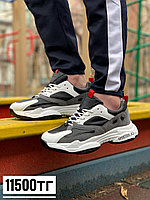 Крос Xiuxian fashion бел сер чер крас, фото 1