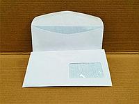 Конверты почтовые С65, 114х229, окно, для машинной упаковки