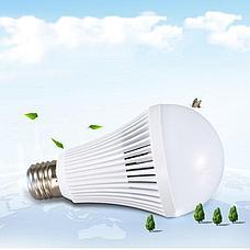 Энергосберегающая лампа с аккумулятором Ликвидация склада!, фото 2