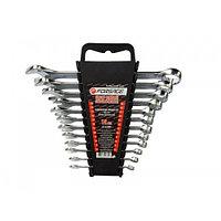 Набор ключей 5122МР Forsage комбинированных 12пр. в пласт.держателе