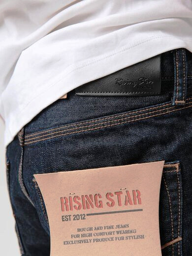 """Джинсы мужские """"Rising Star"""" (размер 34 / 50) - фото 8"""