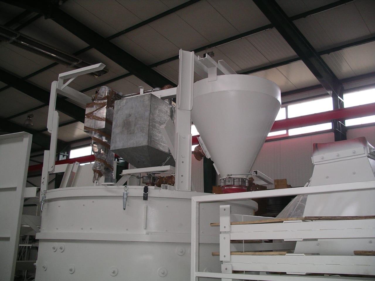 Бетонно смесительная установка