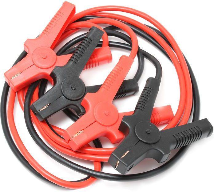Стартовые провода 600 Ампер в чехле, 3м, морозостойкая изоляция Forsage F-884S16