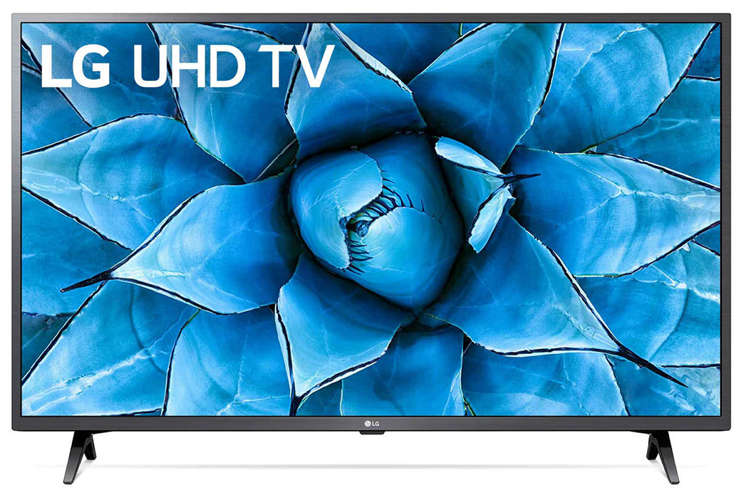 Телевизор LG 43UN73506LD Smart 4K UHD - фото 1