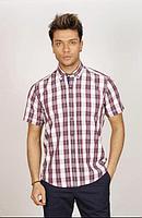 Мужские рубашки (короткий рука...