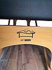 Массажный стол складной с регулировкой наклона, с чехлом X-015, фото 5