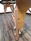 Массажный стол складной с регулировкой наклона, с чехлом X-015, фото 8