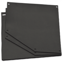 Комплект для облицовки резин.(шторки, крепеж) для САВ135