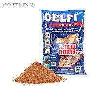 Прикормка Delfi Classic лещ/плотва, шоколад, вес 0,8 кг