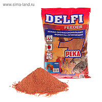 Прикормка Delfi Feeder-река анис, вес 0,8 кг