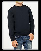 "Свитшот Х/Б, р-р: 34 ""Fashion kid"", Турция, цвет: темно-синий"