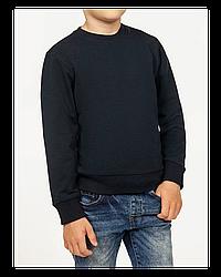 "Свитшот Х/Б, р-р: 36 ""Fashion kid"", Турция, цвет: темно-синий"