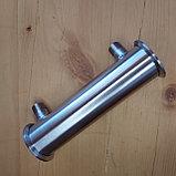 """Дефлегматор трубчатый DN 2 (20cm, 7 трубок d10мм, выход 1/2"""" нар.резьба), фото 2"""