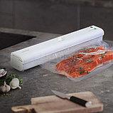 Xiaomi Nathome Nordic Vacuum Sealer, вакууматор оригинал Aрт.6687, фото 4