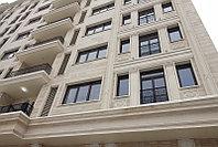 Межэтажный пояс/декор для фасада