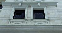 Внешние фасадные элементы