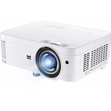 ViewSonic PS600W Проектор короткофокусный сетевой WXGA 3500 ANSI лм для учебных аудиторий