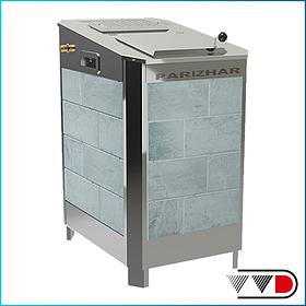 Электрические паротермальные печи для бани и автономные генераторы перегретого пара (АЭГПП)